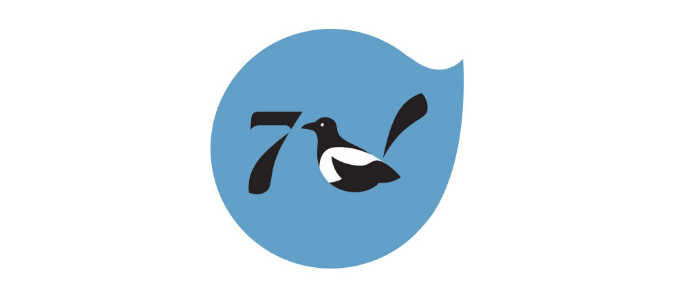 Логотип еврейского кафе