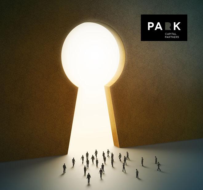 Концепция фирменного стиля Park Capital