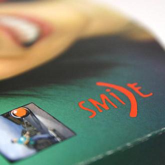 Создание бренда Смайл